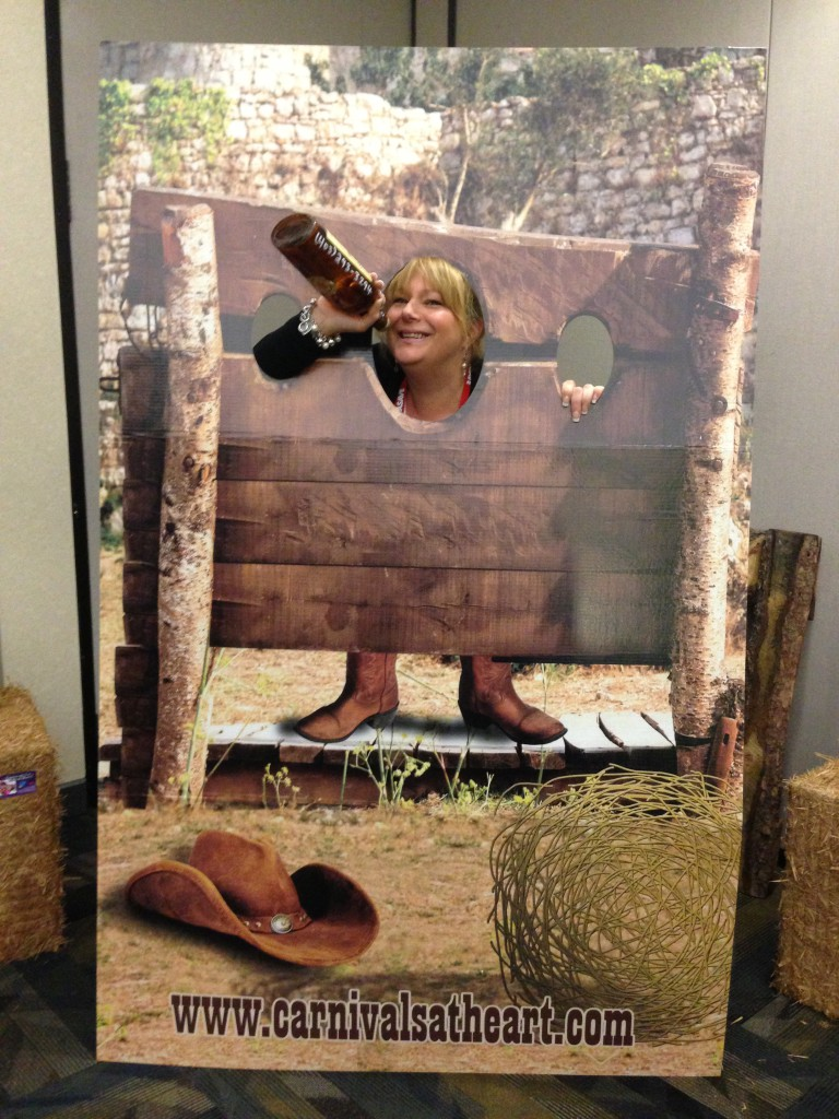 Rent one of our Western Photo props. SELFIE anyone!