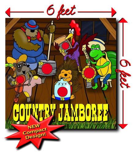 Country Jam frame game
